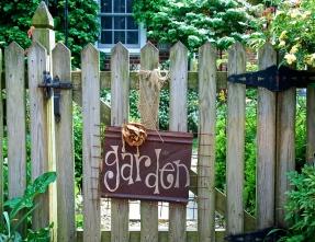 Garden Gate, March 2012